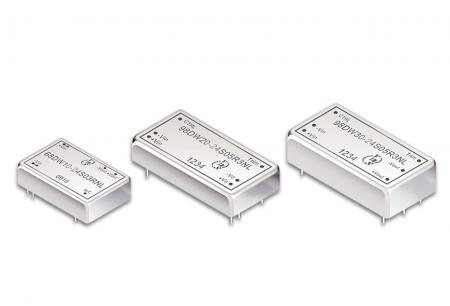 Power Converter For Railway Solutions