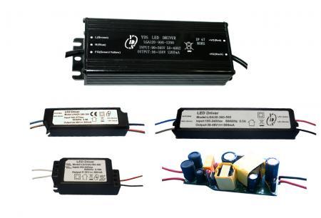 AC-DC LED 드라이버 - 절연 AC-DC LED 드라이버