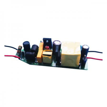 Pilotes de LED PFC à isolement dimmable 20W 3KVac - Pilotes de LED PFC dimmables à isolement 20W 3KVac (série LBU(E)20D)