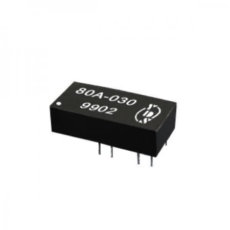 TTL Schottky 3-BIT Programmable Delay Line - 16 PIN TTL Schottky 3-BIT Programmable Delay Line(80A Series)