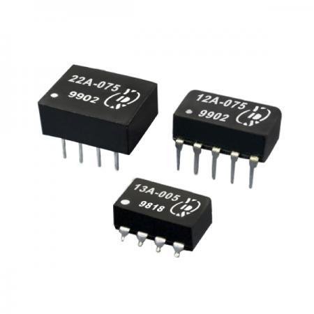 8 PIN 3 Independent Delays TTL Active Delay Line - 3 Independent Delays TTL Schottky Interfaced Delay Line(12A/13A/22A Series)