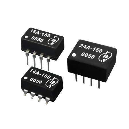 8 PIN Leading and Trailing TTL Active Delay Line - Leading and Trailing TTL Schottky Interfaced Delay Line(14A/15A/24A Series)
