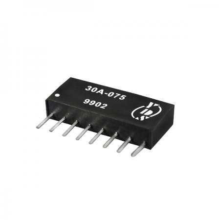 8 PIN SIP TTL Active Delay Line - TTL Schottky Interfaced Delay Line(30A Series)