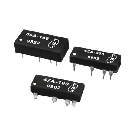 14 PIN Leading and Trailing TTL Active Delay Line - Leading and Trailing TTL Schottky Interfaced Delay Line(45A/47A/55A Series)