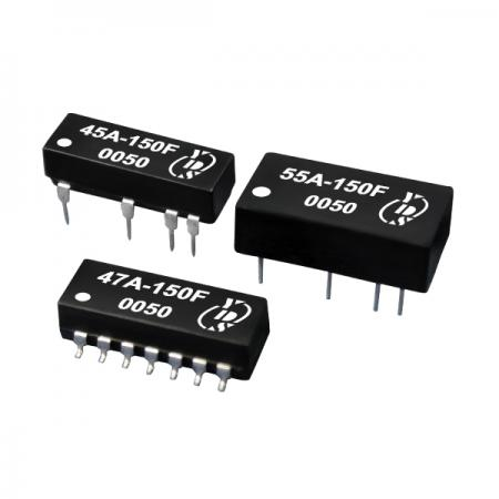 14 PIN Leading and Trailing Fast TTL Active Delay Line - Leading and Trailing Fast TTL Schottky Interfaced Delay Line(45AF/47AF/55AF Series)