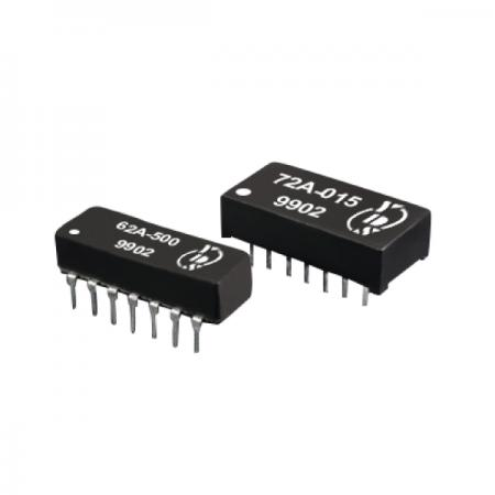 14 PIN 4 Independent Delays TTL Active Delay Line - 4 Independent Delays TTL Schottky Interfaced Delay Line(62A/72A Series)