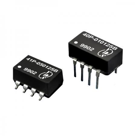 8 핀 DIP 및 SMD 패시브 지연 라인 - 8 핀 DIP & SMD 패시브 딜레이 라인 (40P / 41P 시리즈)