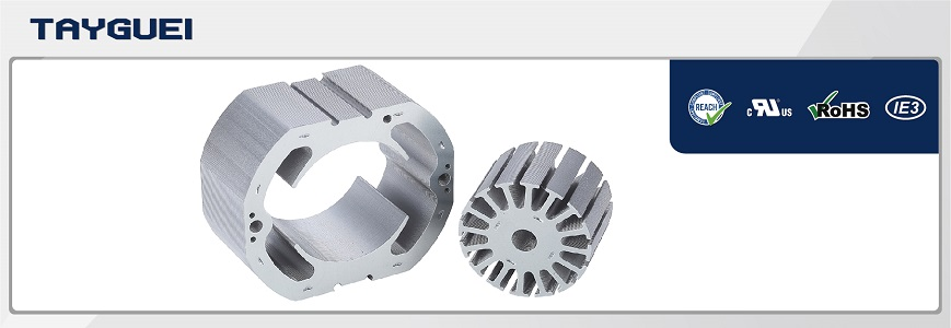 Stator rotor lamination, motor core for series shunt wound motor stamping parts