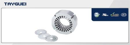 110X55 mm Stator Rotor Lamination for AC Motor - 110X55 mm Stator Rotor Lamination for AC Motor