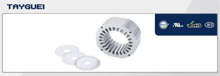 125X75 mm Stator Rotor Lamination for AC Motor - 125X75 mm Stator Rotor Lamination for AC Motor