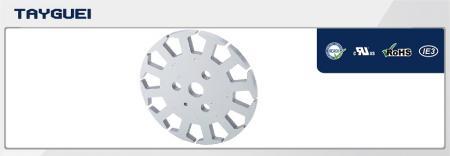130 mm Stator Lamination for BLDC Ceiling Fan Motor - 130 mm Stator Lamination for BLDC Ceiling Fan Motor