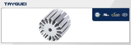 52.4 mm Rotor Lamination for DC Motor - 52.4 mm Rotor Lamination for DC Motor