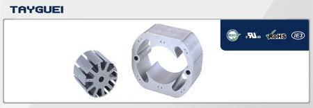 54x29.4 mm Stator Rotor Lamination for Series Motor - 54x29.4 mm Stator Rotor Lamination for Series Motor