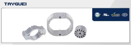 58x25 mm Stator Rotor Lamination for Shaded Pole Motor - 58x25 mm Stator Rotor Lamination for Shaded Pole Motor
