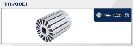 65 mm Rotor Lamination for DC Motor - 65 mm Rotor Lamination for DC Motor