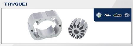 67x35 mm Stator Rotor Lamination for Series Motor - 67x35 mm Stator Rotor Lamination for Series Motor