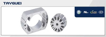 88x48.1 mm Stator Rotor Lamination for Series Motor - 88x48.1 mm Stator Rotor Lamination for Series Motor