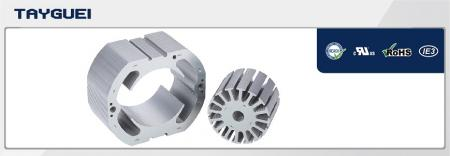 94x53 mm Stator Rotor Lamination for Series Motor - 94x53 mm Stator Rotor Lamination for Series Motor
