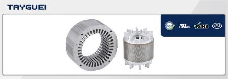 160x100 mm Stator Rotor Lamination for Four Poles and Six Poles Motor - 160x100 mm Stator Rotor Lamination for Four Poles and Six Poles Motor