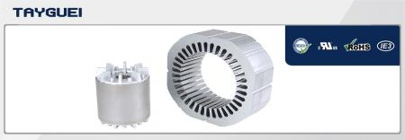 160x96 mm Stator Rotor Lamination for Four Poles and Six Poles Motor - 160x96 mm Stator Rotor Lamination for Four Poles and Six Poles Motor