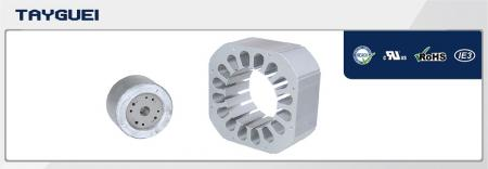 "90x46 mm Stator Rotor Lamination for Fan Motor - 90x46 mm Stator Rotor Lamination for 18"" Stand Fan Motor"