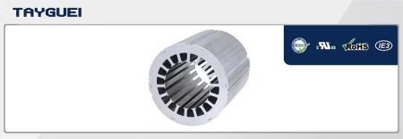 90x52 mm Stator Rotor Lamination for Two Poles High Efficiency Motor - 90x52 mm Stator Rotor Lamination for Two Poles High Efficiency Motor