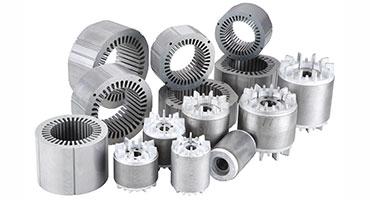 Rdzenie silnikowe do silników przemysłowych
