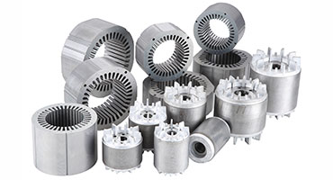 Motor Cores for Industrial Motor