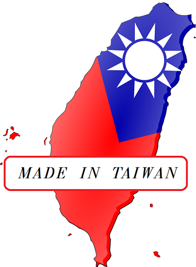 All stator & rotor are made in Taiwan.