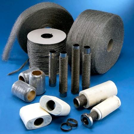 不鏽鋼絲棉及其製品