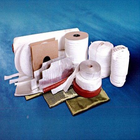Cam elyaf tekstil 550 ~ 700 ℃