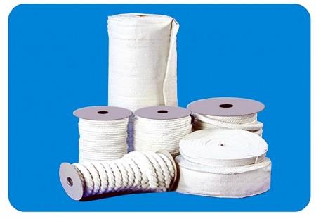 Seramik elyaf tekstil 1000 ℃