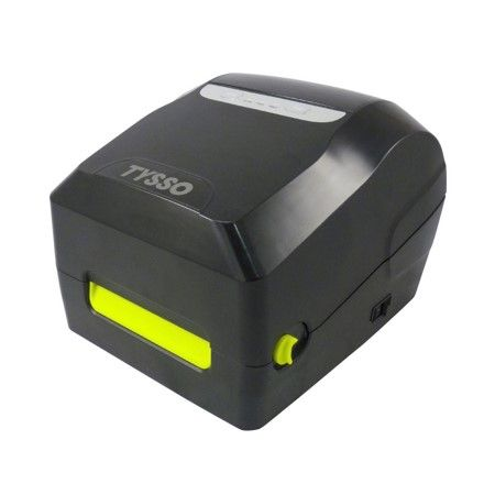 4 Inch Thermal Transfer and Thermal Direct, 1D & 2D Barcode Label Printer - BLP-410