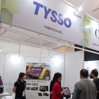 Thank you for visiting TYSSO at Retail & Solution Expo Indonesia