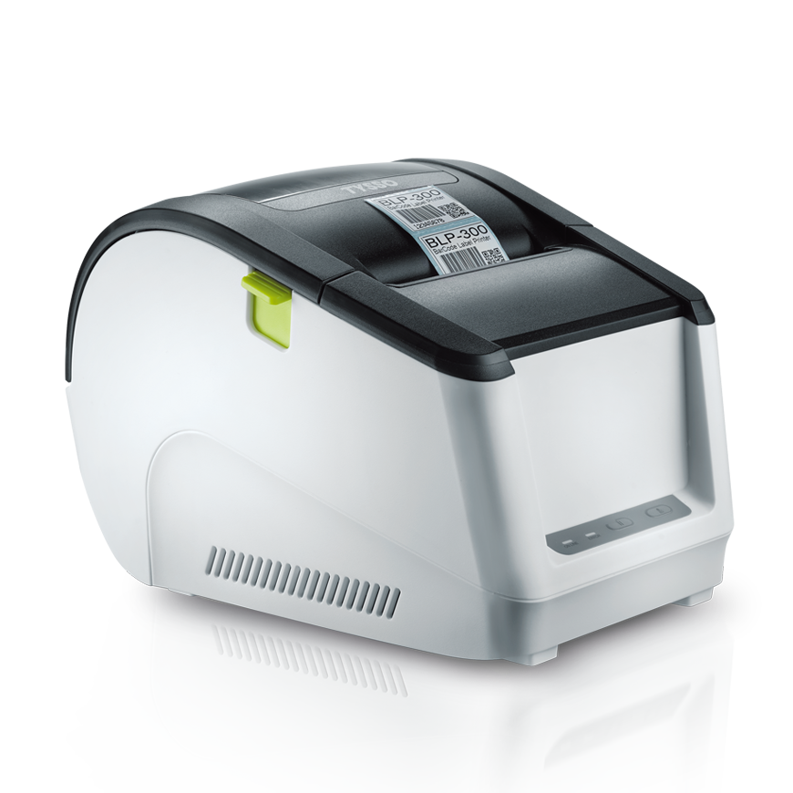 80mm Thermal Direct 1D & 2D Barcode Label Printer   POS