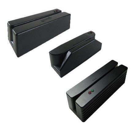 Lecteur de cartes à bande magnétique - MSR / CMSR / TMSR