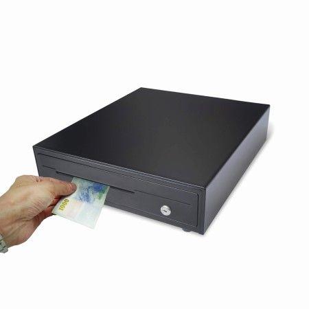 Slip-Slots pour chèques et gros billets