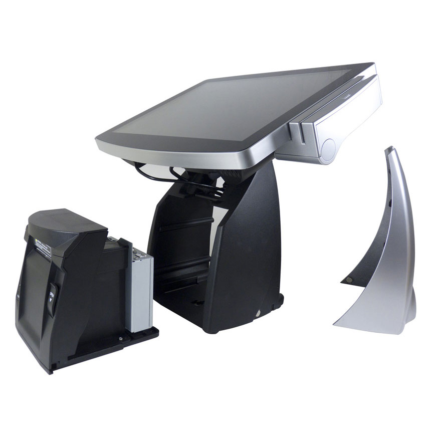 Modular Fanless All-in-One POS System | POS System Manufacturer