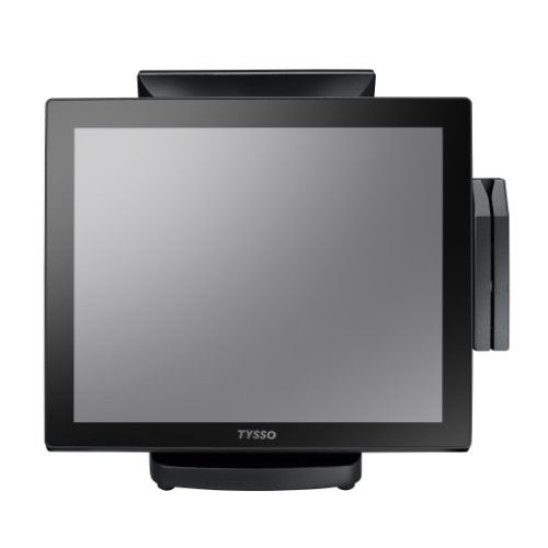 17 inch Full Flat Touch Screen POS-System - POS-8017F