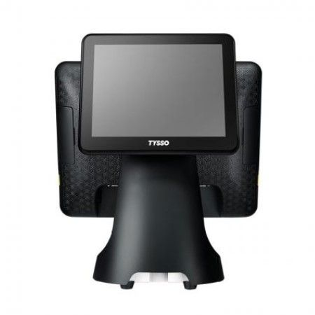 A Sleek and Stylish Fanless POS system