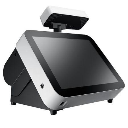 All-in-One Touch Screen نظام نقاط البيع - نظام نقاط البيع بشاشة تعمل باللمس الكل في واحد