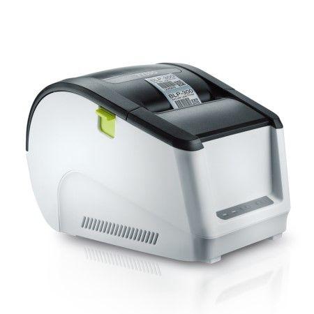 Принтер для печати этикеток со штрих-кодами, 80 мм, прямой термопечать, 1D и 2D - 80-миллиметровый термопринтер для печати этикеток со штрих-кодом 1D и 2D - BLP-300