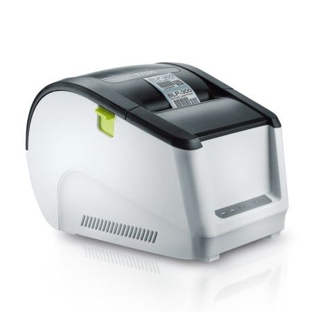 80mm Thermal Direct 1D & 2D Barcode Label Printer - 80mm Thermal Direct 1D and 2D Barcode Label Printer - BLP-300