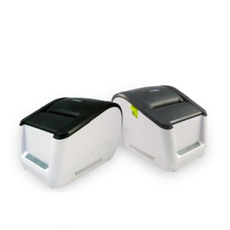 Front View of Label Printer BLP-300