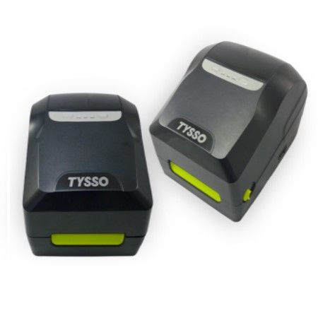 4 Inch Thermal Transfer / Direct Thermal Label Printer