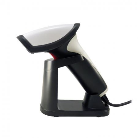 Barcode Scanner GS-6000 on the stand