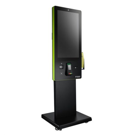 Quiosque digital de auto-encomenda de 32 polegadas com processador ARM