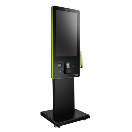 Quiosque digital de auto-encomenda de 32 polegadas com processador ARM - Quiosque com tela de toque digital de 32 polegadas com processador ARM