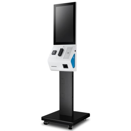 21.5-inch Digital Self-Order Kiosk with Intel® Bay Trail J1900 Processor - 21.5-inch Digital Self-Order Kiosk with Intel® Bay Trail J1900 Processor