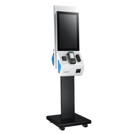 Quiosque digital de auto-encomenda de 21,5 polegadas com processador Intel® Kaby Lake